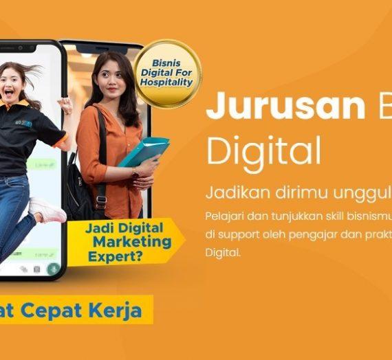 3 Kelebihan Jurusan Bisnis Digital, Cek Infonya Di Sini